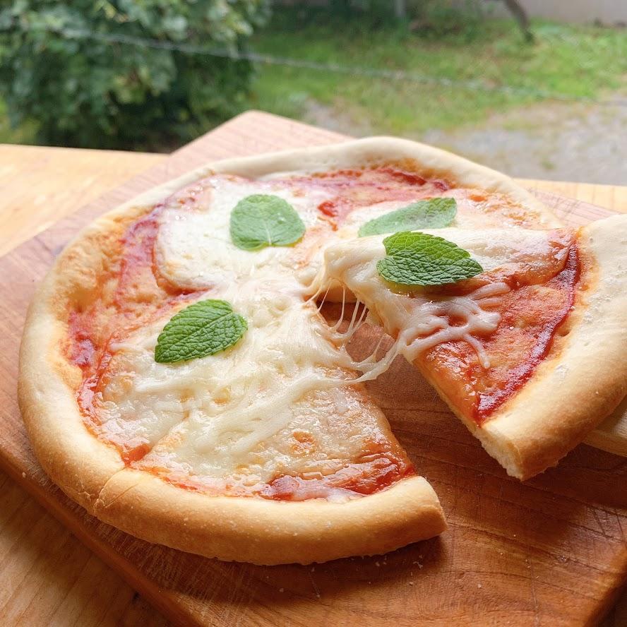方法 ピザ 生地 保存