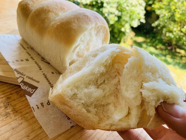 パン ほったらかし